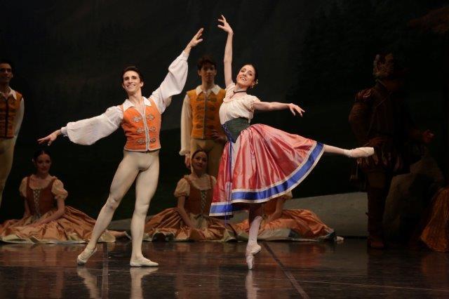 Vittoria Valerio e Antonino Sutera ©foto Brescia Ammirano Teatro alla Scala
