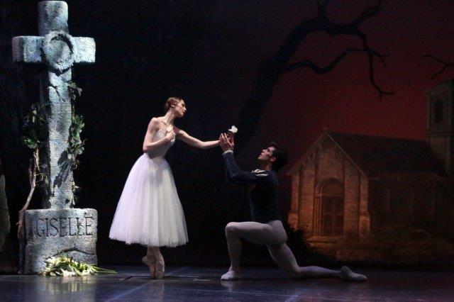 Roberto Bolle e Svetlana Zakharova ©foto Brescia Amisano Teatro alla Scala