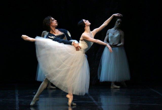 Giselle Natalia Osipova Sergei polunin ph Brescia e Amisano Teatro alla Scala