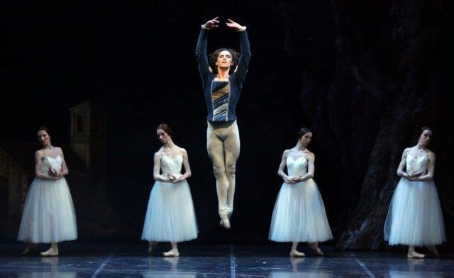Giselle Sergei Polunin ph Brescia e Amisano Teatro alla Scala