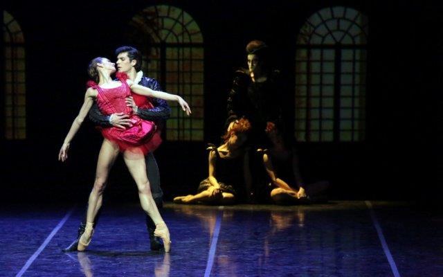 Cinderella - Polina Semionova Roberto Bolle - ph Brescia e Amisano Teatro alla ScalaK61A9192