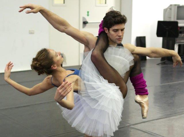 Cinderella - Polina Semionova e Roberto Bolle ph Marco Brescia e Rudy Amisano Teatro alla Scala K61A6113
