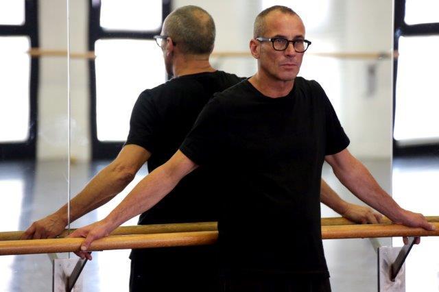 Mauro Bigonzetti in prova alla Scala - ph Brescia e Amisano K61A1764