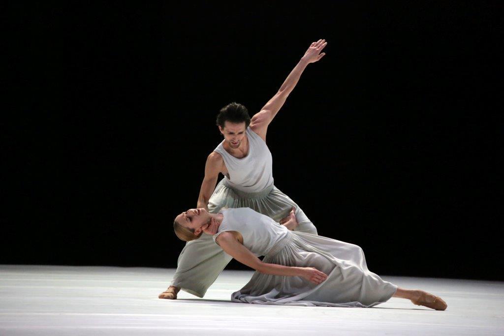 Nino Sutera e Virna Toppi in Mahler 10 di Aszure Barton