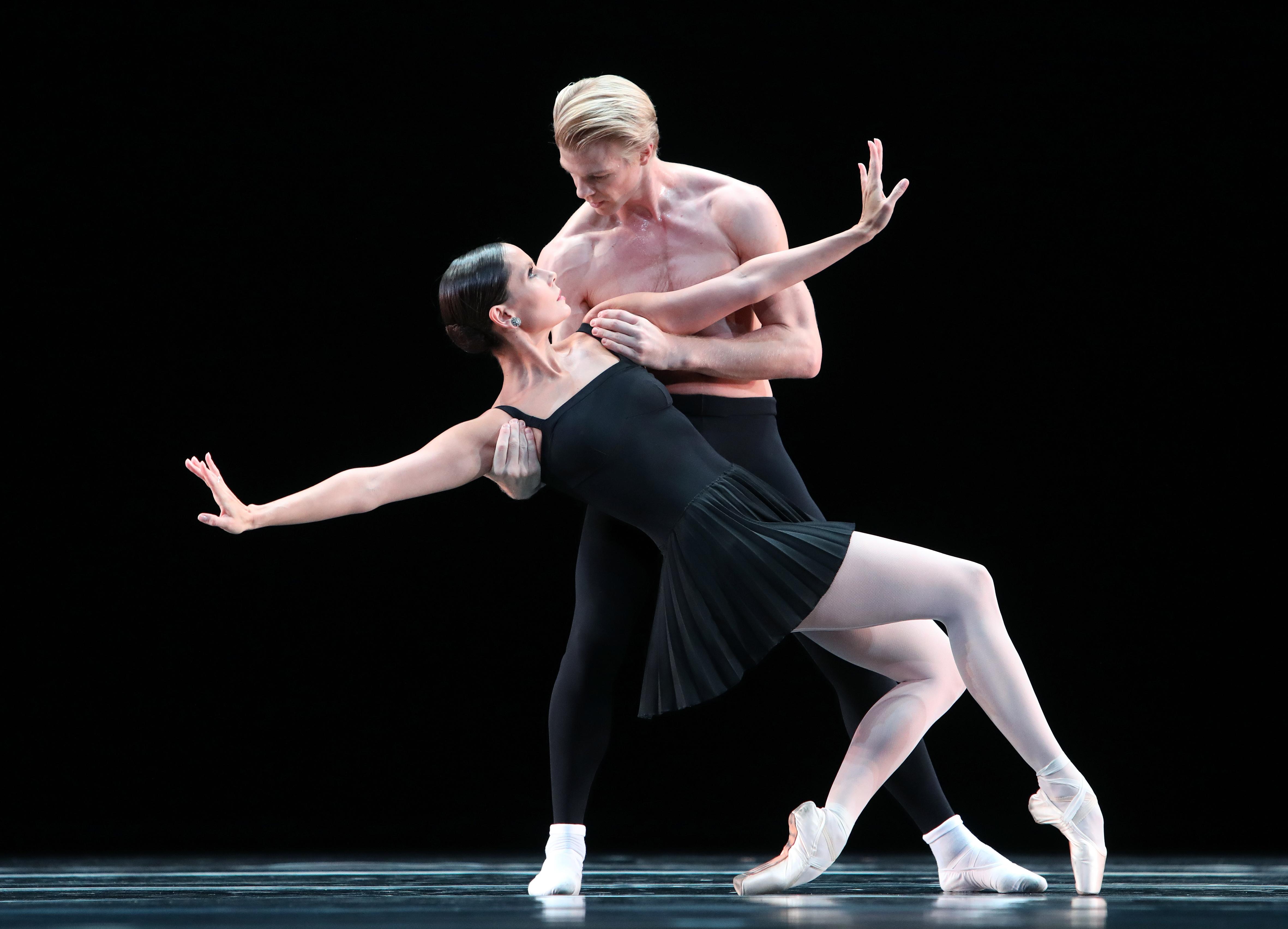 Het Nationale BalletODE AAN DE MEESTER Hans van Manen.Première 15 september 2017, Amsterdam.
