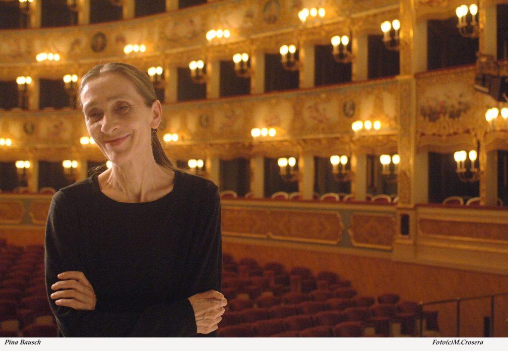 Pina Bausch a Venezia
